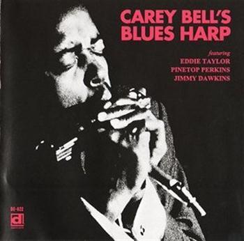 Carey Bell - Carey Bell's Blues Harp (1969)