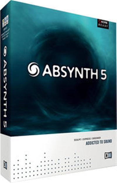 Native Instruments Absynth 5.v5.3.1 Update (Win/Mac)