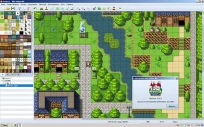 RPG Maker MV v1.0.1 with DLC