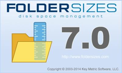 Key Metric Software FolderSizes 8.0.91 Enterprise Edition Portable