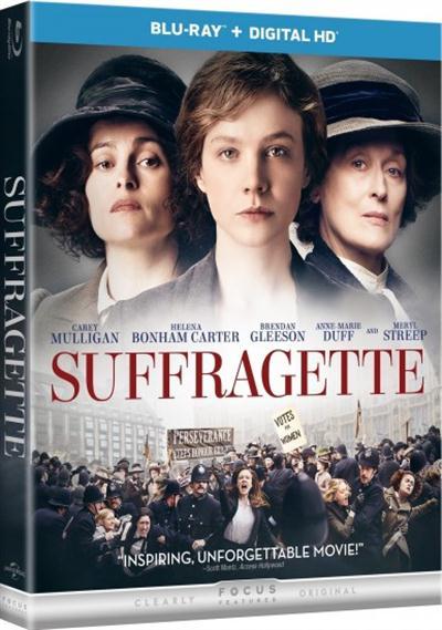 Suffragette (2015) DVDSCREENER - 600MB - ShAaNiG