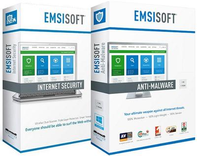 Emsisoft Anti-Malware & Internet Security v11.0.0.6054 Final 160302
