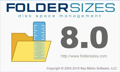 Key Metric Software FolderSizes 8.1.117 Enterprise Edition Portable