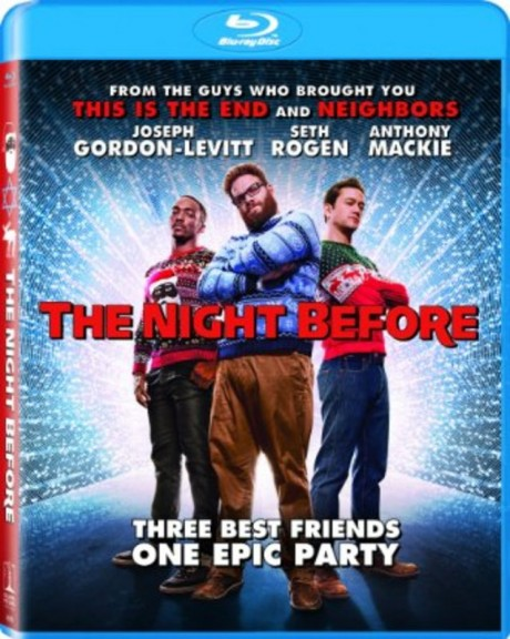 The Night Before (2015) WEB-DL x264-RARBG