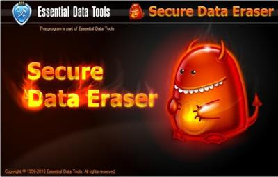 Secure Data Eraser v2.8 Build 60 Portable