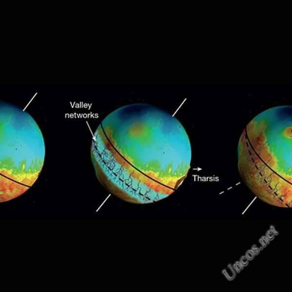 Марс изменило самое мощное в истории Солнечной системы землетрясение