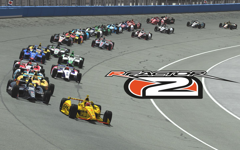 rF 2 IndyCar Round 2 Auto Club