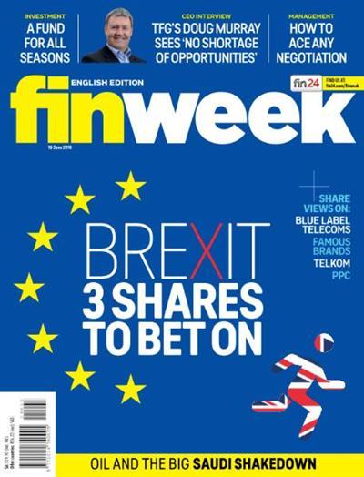 finweek - 16 June 2016