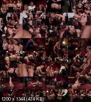 TheupperFloor/Kink - Aiden Starr, Mickey Mod, Marco Banderas, Savannah Fox, Ella Nova, Ember Stone, Joseline Kelly - Hot Kinky Slave Orgy (HD/2.53 GiB)