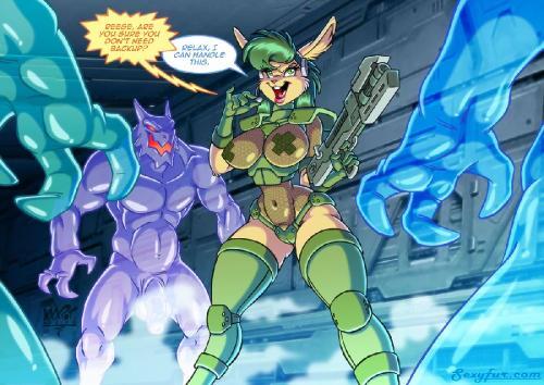 EltonPot - Stage Clear XXX comic.