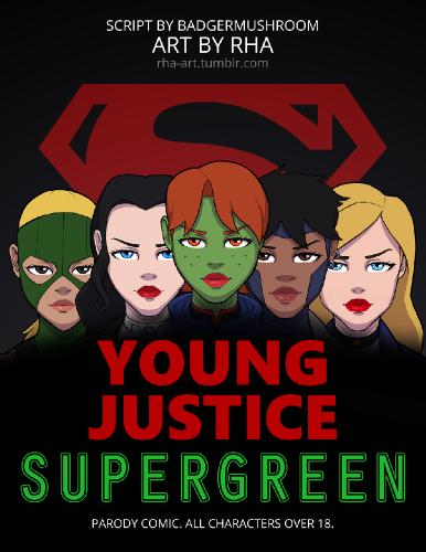 RHA - Young Justice: Supergreen