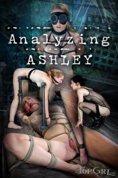 Ashley Lane, Elise Graves - Analyzing Ashley (2015) HD 720p