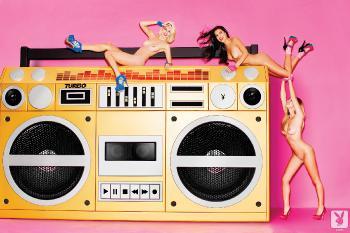 04-13 - Britany Nola Raquel Pomplun Ciara Price Sex Music
