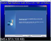 Realtek High Definition Audio Drivers 6.0.1.7680 Vista/7/8.x/10 WHQL