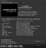 The KMPlayer 4.0.3.1 Final