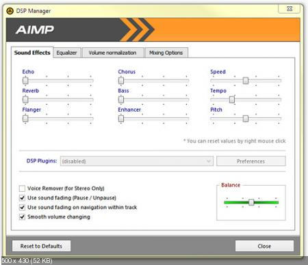 AIMP v4.00 build 1697 Final + Portable
