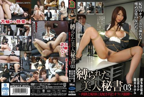 Office Bondage - That Has Been Dominated By The Beauty Secretary 03 ~ Lust And Shame That Were Tied (2015) DVDRip
