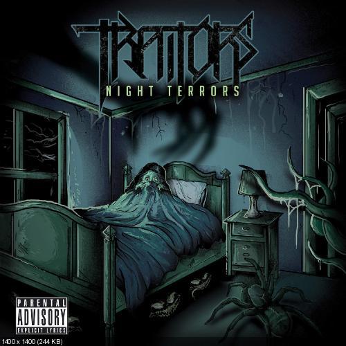 Traitors - Night Terrors (EP) (2015)