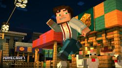 Minecraft: Story Mode (2015/RUS/ENG/RePack)