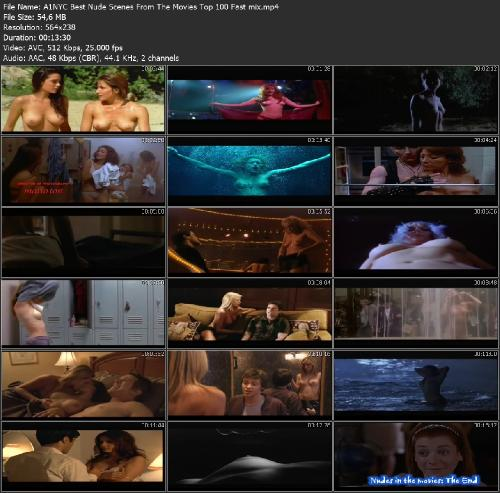 A1nyc best nude scenes from the movies top 100 fast mix 5