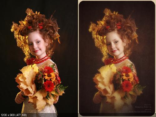 Аникеева - Художественная обработка студийных снимков