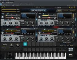 SONiVOX - VocalizerPro 1.3 x86 x64 2016 Eng