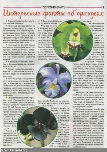 Вальс цветов. Спецвыпуск №1 (январь 2016)