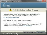 Java SE Runtime Environment 8.0 Update 71/72