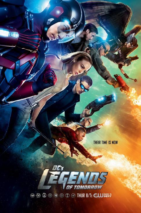 DC's Legends of Tomorrow (2016) [SEZON 1] 720p.HDTV.x264 & HDTV.x264