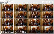 Суровый анал миниатюрной крошки (2015) 720p