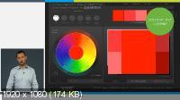 Сементий Лобач. Основы композиции и цвета в веб-дизайне (2014) Видеокурс