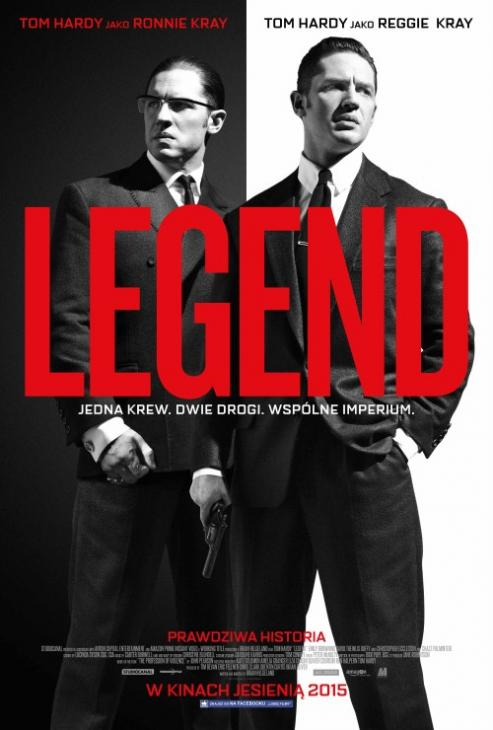 Legend (2015)  PL.BDRip.Xvid-KiT / Lektor PL