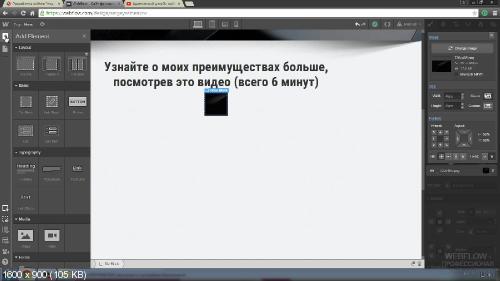 Webflow – профессионал