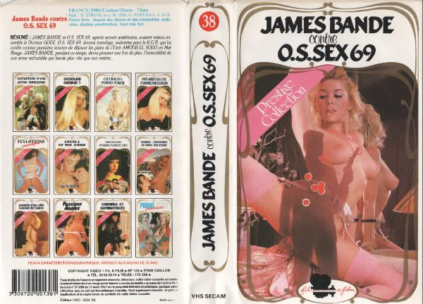 James bande contre ossex 69 1986 with marylin jess 1