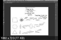 Джейк Паркер. Как рисовать все (2015) Мастер-класс