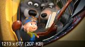 Маша и Медведь: Эх, прокачу! (55 серия / 2016) WEB-DL 720p