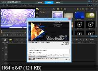 Corel VideoStudio Ultimate X9 19.1.0.12 + Content + Rus