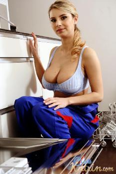 Katrin - Dishwasher Repair Woman