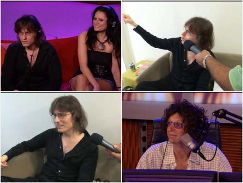 Howard Stern On Demand - G-Spot Rides The Sybian