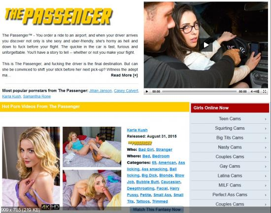 ThePassenger SiteRip