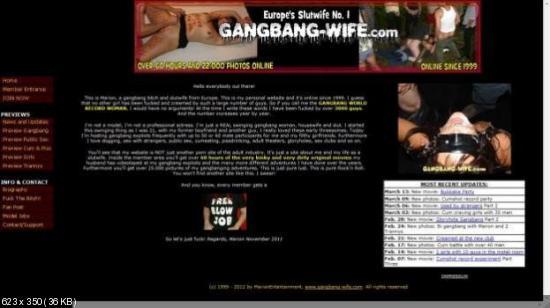 GangBang Wife – SiteRip