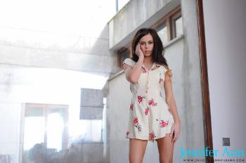 set033 Cute Floral Dress 11.01.15