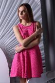 Февральский дебют молоденькой  Gracie в фотосессии  Magenta