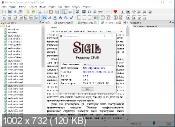 Sigil 0.9.4 - редактор электронных книг