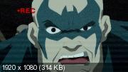 Темный рыцарь: Возрождение легенды : Дилогия / Batman: The Dark Knight Returns : Dilogy (2012-2013) (BDRip 1080p) 60 fps