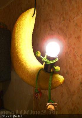 Светильники своими руками 3cc54922968f72eac7cec90945492c6c