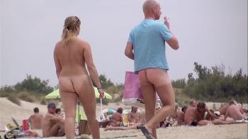 Voyeur, Candid, Beach