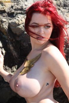 Tessa Fowler - Topless Gold - Set 2