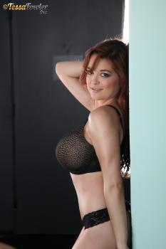 Tessa Fowler - Black Lace - Set 1