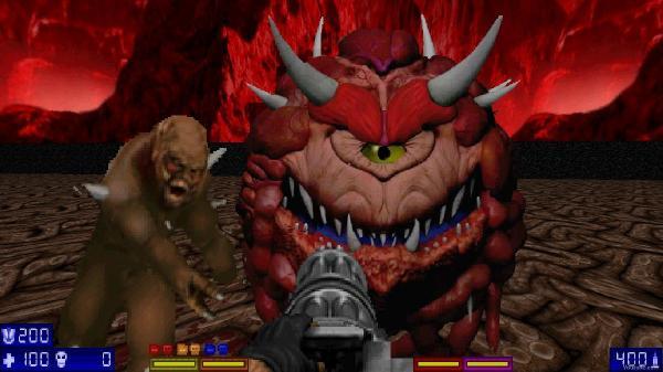 Doom - Brutal Doom v.20b (2016/Rus/Eng)